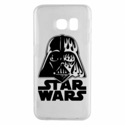 Чохол для Samsung S6 EDGE STAR WARS MASK