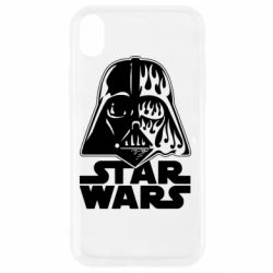 Чохол для iPhone XR STAR WARS MASK