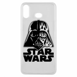 Чохол для Samsung A6s STAR WARS MASK