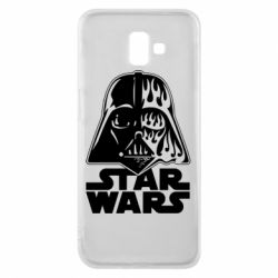 Чохол для Samsung J6 Plus 2018 STAR WARS MASK