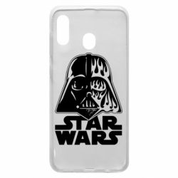 Чохол для Samsung A20 STAR WARS MASK