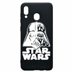 Чохол для Samsung A30 STAR WARS MASK