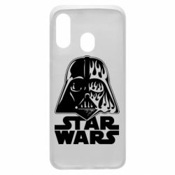 Чохол для Samsung A40 STAR WARS MASK