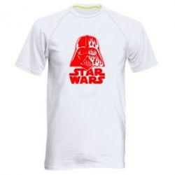 Чоловіча спортивна футболка STAR WARS MASK