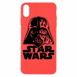 Чохол для iPhone X/Xs STAR WARS MASK