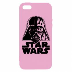 Купить Masha, Чехол для iPhone5/5S/SE STAR WARS MASK, FatLine