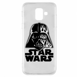 Чохол для Samsung A6 2018 STAR WARS MASK