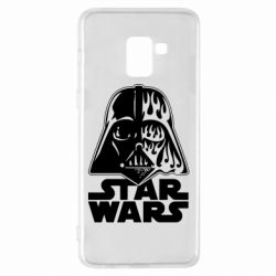 Чохол для Samsung A8+ 2018 STAR WARS MASK