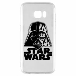 Чохол для Samsung S7 EDGE STAR WARS MASK