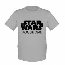 Дитяча футболка Star Wars Rogue One