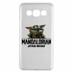 Чехол для Samsung A3 2015 Star Wars Yoda beby