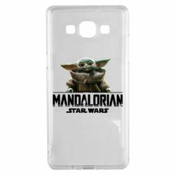 Чехол для Samsung A5 2015 Star Wars Yoda beby
