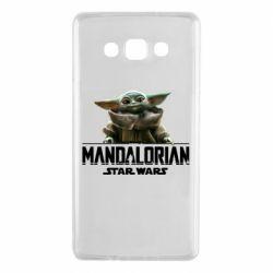 Чехол для Samsung A7 2015 Star Wars Yoda beby