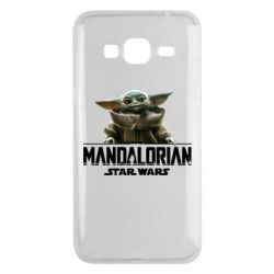 Чехол для Samsung J3 2016 Star Wars Yoda beby