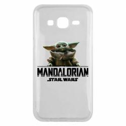 Чехол для Samsung J5 2015 Star Wars Yoda beby