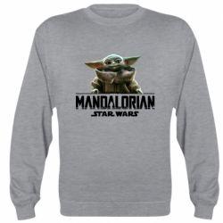 Реглан (свитшот) Star Wars Yoda beby