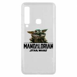Чехол для Samsung A9 2018 Star Wars Yoda beby