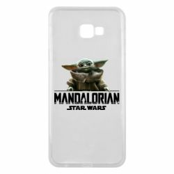 Чехол для Samsung J4 Plus 2018 Star Wars Yoda beby