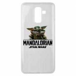 Чехол для Samsung J8 2018 Star Wars Yoda beby