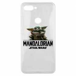 Чехол для Xiaomi Mi8 Lite Star Wars Yoda beby