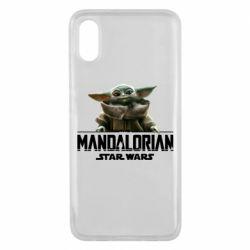 Чехол для Xiaomi Mi8 Pro Star Wars Yoda beby