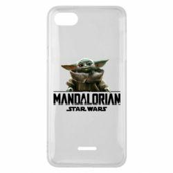 Чехол для Xiaomi Redmi 6A Star Wars Yoda beby