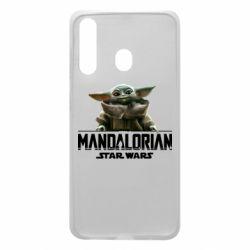 Чехол для Samsung A60 Star Wars Yoda beby
