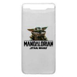 Чехол для Samsung A80 Star Wars Yoda beby