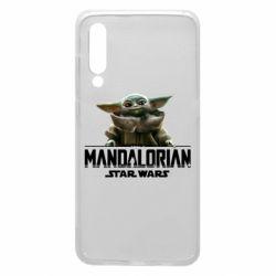 Чехол для Xiaomi Mi9 Star Wars Yoda beby