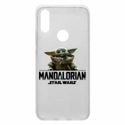 Чехол для Xiaomi Redmi 7 Star Wars Yoda beby