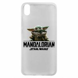 Чехол для Xiaomi Redmi 7A Star Wars Yoda beby