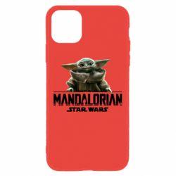 Чехол для iPhone 11 Star Wars Yoda beby