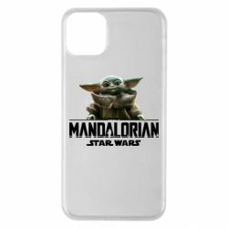 Чехол для iPhone 11 Pro Max Star Wars Yoda beby