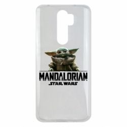Чехол для Xiaomi Redmi Note 8 Pro Star Wars Yoda beby