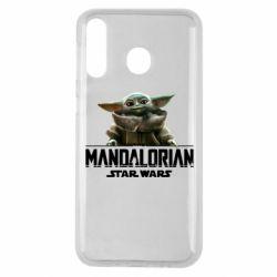 Чехол для Samsung M30 Star Wars Yoda beby