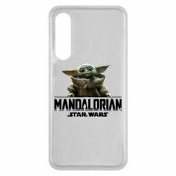 Чехол для Xiaomi Mi9 SE Star Wars Yoda beby