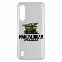 Чехол для Xiaomi Mi9 Lite Star Wars Yoda beby