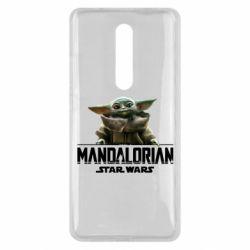 Чехол для Xiaomi Mi9T Star Wars Yoda beby