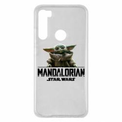 Чехол для Xiaomi Redmi Note 8 Star Wars Yoda beby