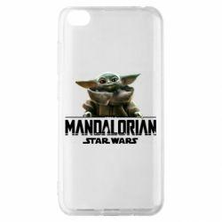 Чехол для Xiaomi Redmi Go Star Wars Yoda beby