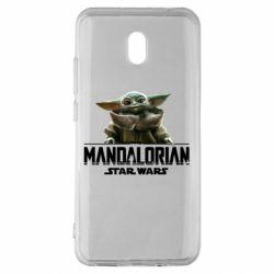Чехол для Xiaomi Redmi 8A Star Wars Yoda beby