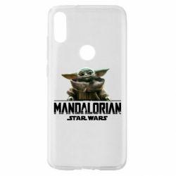 Чехол для Xiaomi Mi Play Star Wars Yoda beby