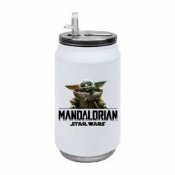 Термобанка 350ml Star Wars Yoda beby