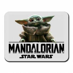 Коврик для мыши Star Wars Yoda beby