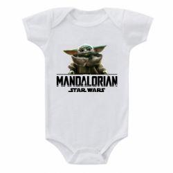 Детский бодик Star Wars Yoda beby