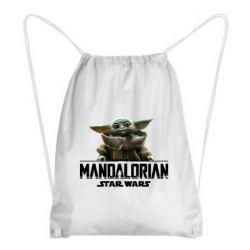 Рюкзак-мешок Star Wars Yoda beby