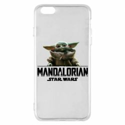 Чехол для iPhone 6 Plus/6S Plus Star Wars Yoda beby