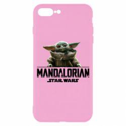 Чехол для iPhone 7 Plus Star Wars Yoda beby
