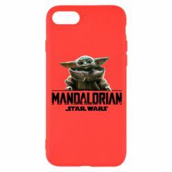 Чехол для iPhone 8 Star Wars Yoda beby