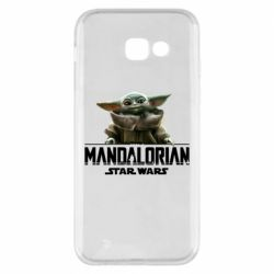 Чехол для Samsung A5 2017 Star Wars Yoda beby